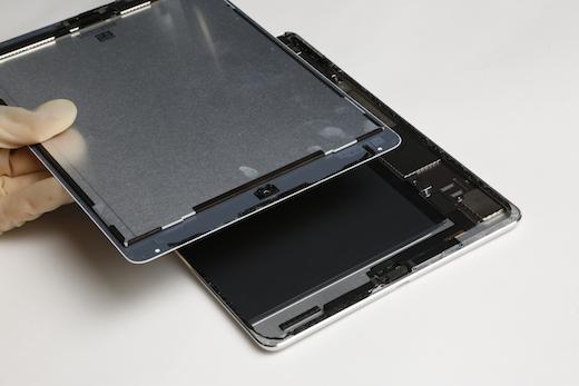 gotanda iPad ガラス・液晶一体型の修理承っております(^^♪